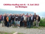 CHORios Ausflug ins Rheingau