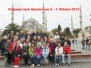 Flugreise nach Istanbul